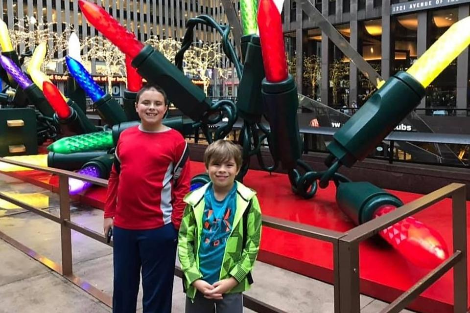 Christmas in New York: A Bucket List Trip for My Kids (Hint: TLC's Cake Boss!)