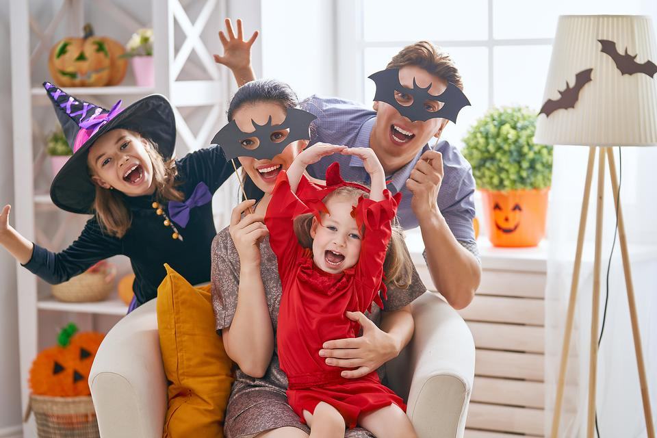 Co-Parents Transitioning Together After Divorce: Here's Why Trick-or-Treat Can Be Neat!