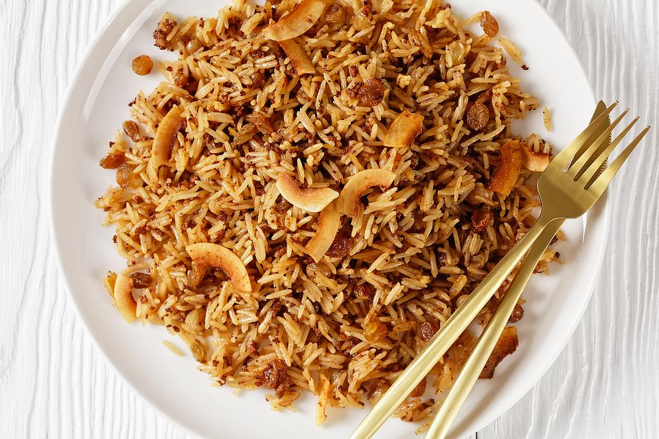 4-Ingredient Coconut Rice Recipe: Healthy Coconut Brown Rice Recipe Is the New Trendy Side Dish