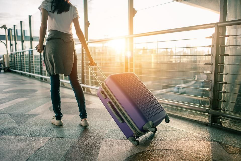 Could You Live Out of One Suitcase for 8 Months? I Did! How & Why to Get Rid of the Clutter in Your Life