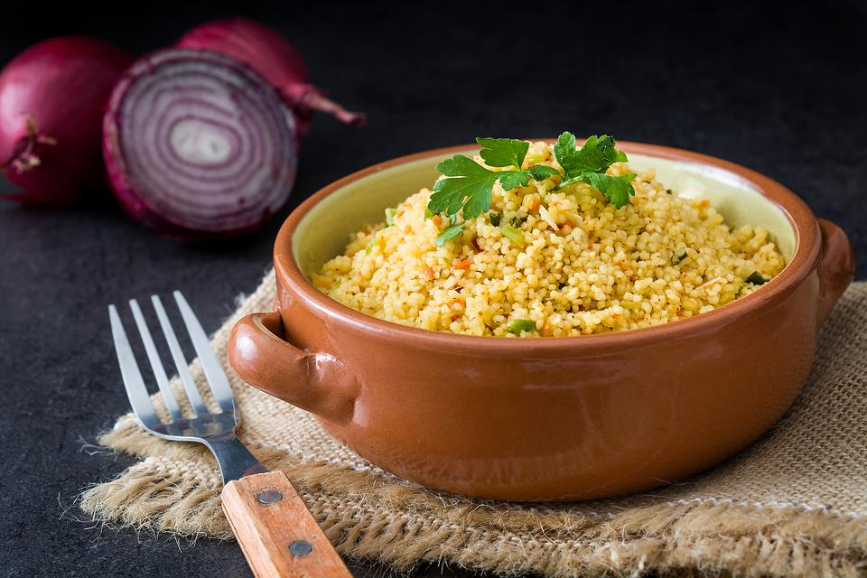 Couscous Is Fun to Say, But More Delicious to Eat! Try This Simple Recipe!