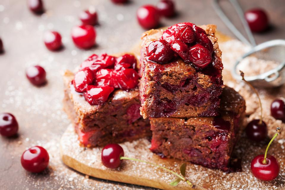 Cranberry Brownies Are a Decadent Way to Use Fresh Cranberries This Holiday Season
