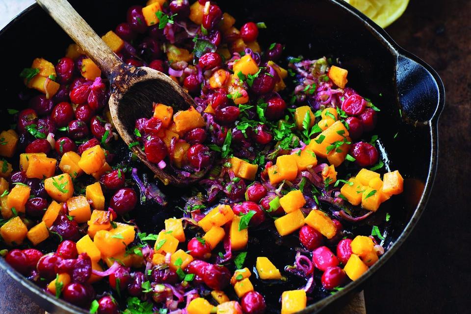 Cranberry Leek Quinoa Takes Cranberries to a New Level