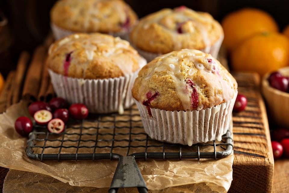 Cranberry Orange Muffins Recipe: Easy Breakfast Muffins Always Bring a Smile