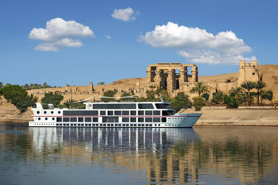 Cruising Cairo: Viking River Cruises Unveils New Ship Design in Egypt!