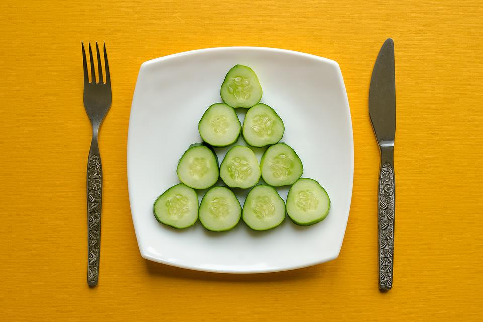 "How to Make Cucumber ""Chips"" (Healthy, Simple & Delicious)!"