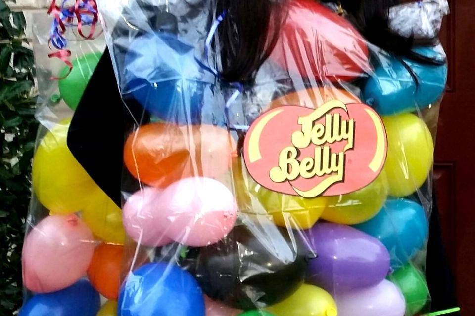 DIY Jelly Bean Costume: This Cute Halloween Costume Is Quick, Easy & Super Affordable!