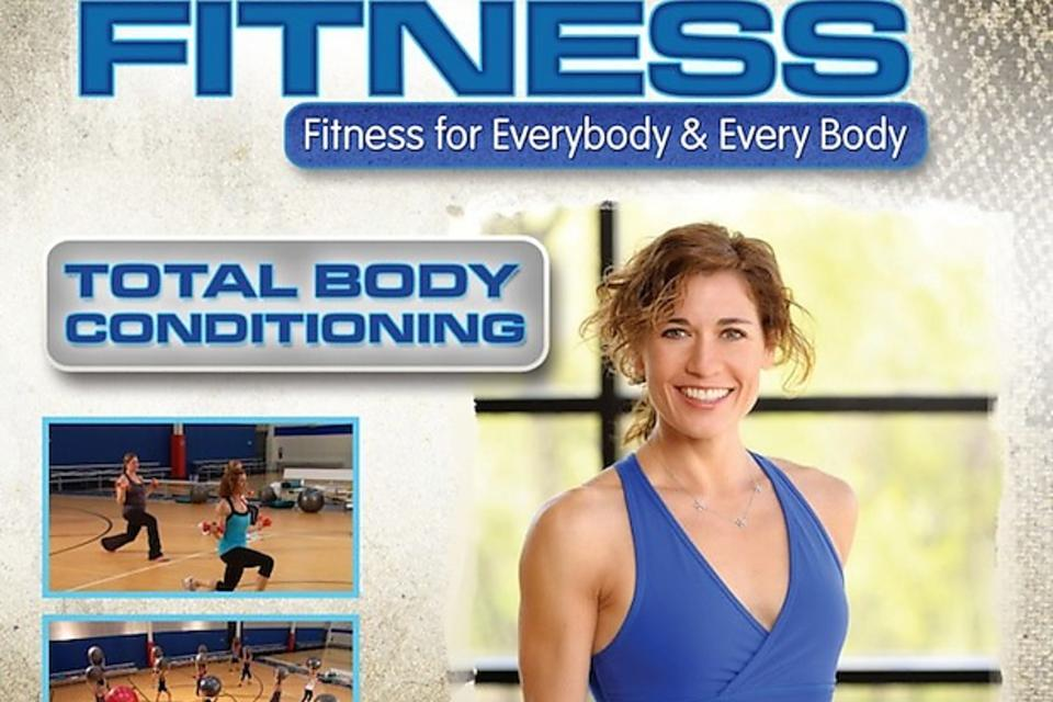 "A Fitness Program for Everyone: Discover Dana Pieper's ""EveryBody Fitness""!"