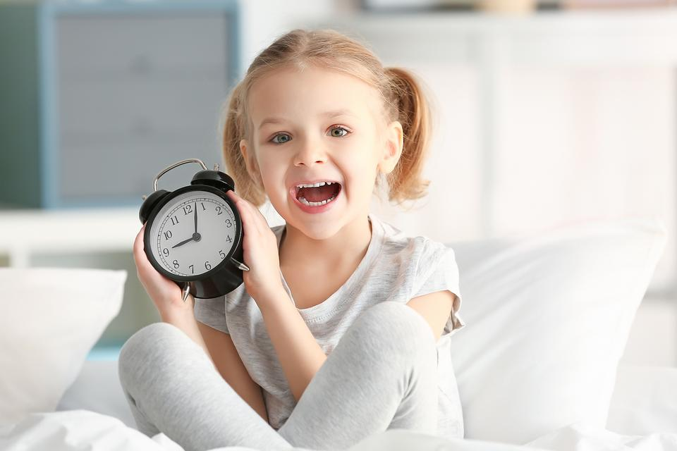 Daylight Saving Time: Here Are 3 Tips to Help Kids Adjust Faster to the Clock Change