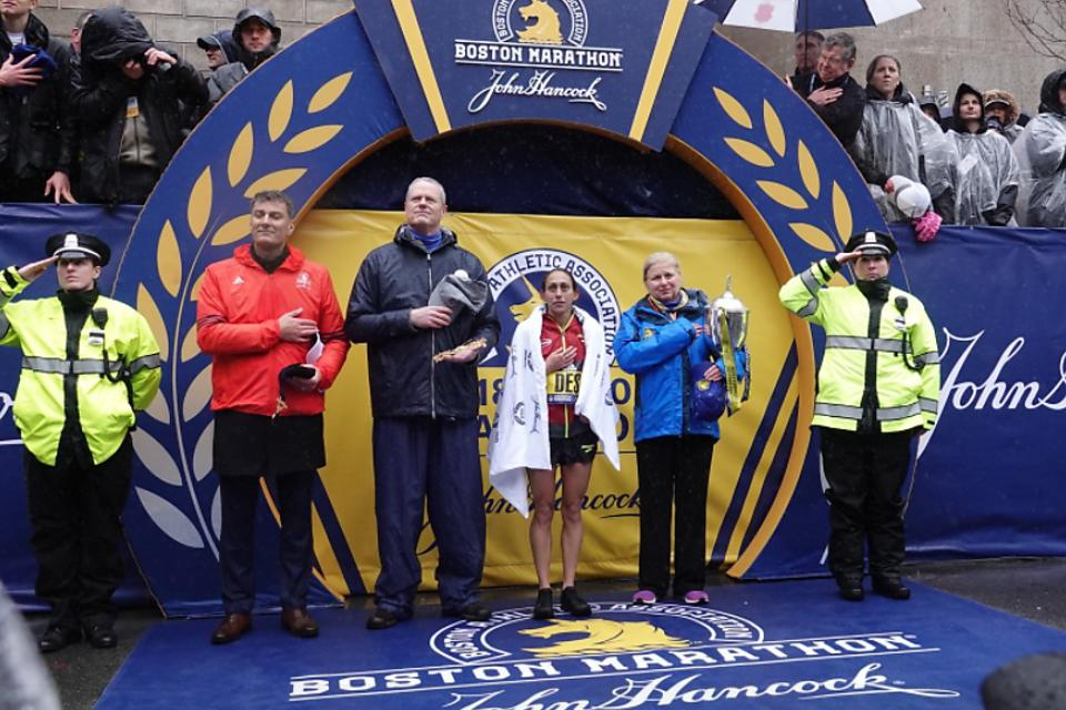 Desiree Linden: The 2018 Boston Marathon Winner's Wise Outlook on Life & How It Helped Her Win