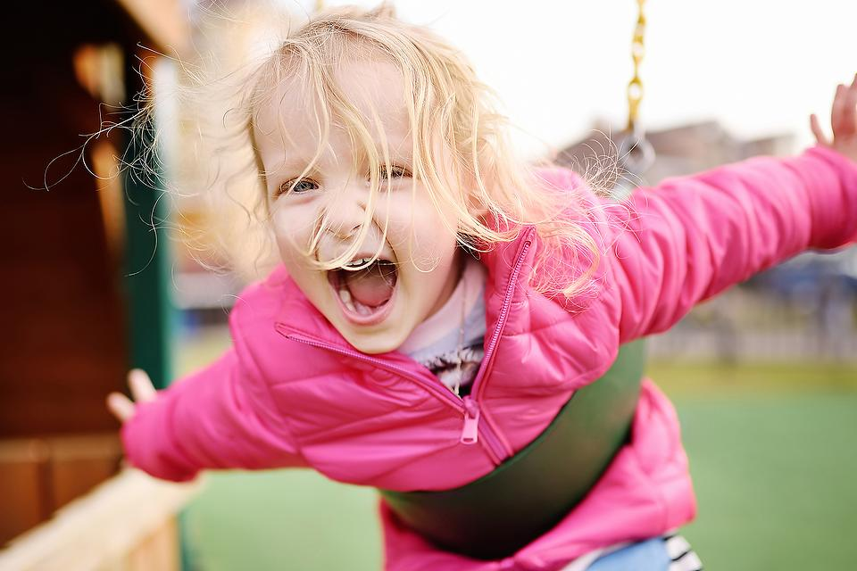 Developmental Activities for Kids: Why Swinging Is Fun & Learning for Kids