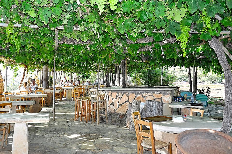 Viklari, The Last Castle Restaurant: Dining in the Ruins of the Last Castle in Cyprus