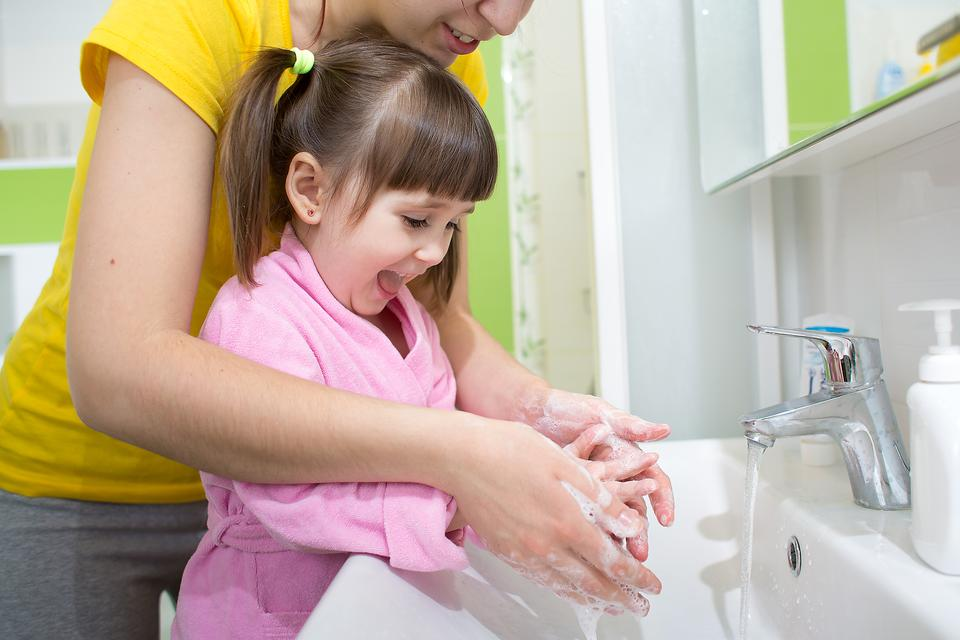 Dirty Secrets About Hand Washing: 7 Facts That Will Send You to the Sink to Wash Your Hands (No. 4 Will Make You Take the Stairs)