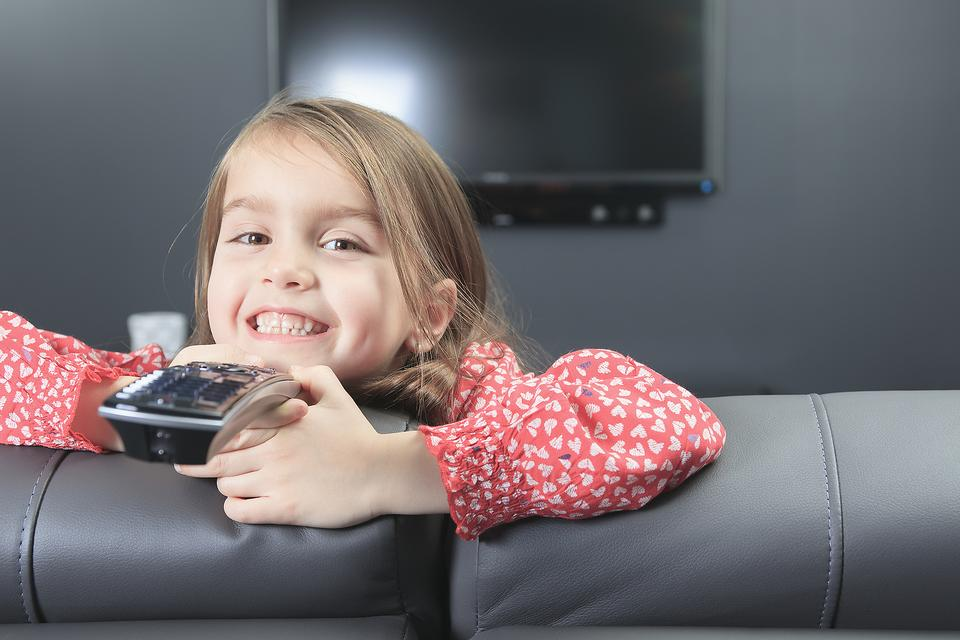 Discipline Hack: Parents, Grab the TV Remote & Read This!