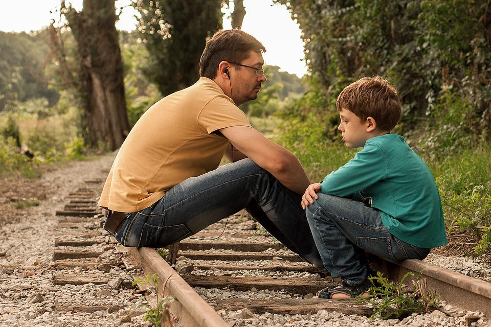 """Do You Ever Cry, Dad?"": Why I Wrote This Father's Guide to Surviving a Breakup"