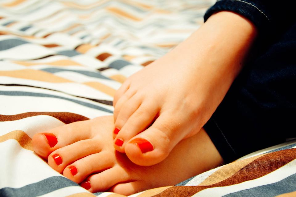 It's Almost Time for Sandals! Do Your Feet Need Some TLC? Try This!