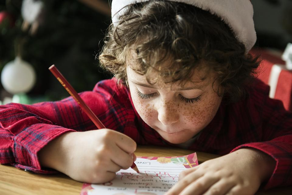 Do Your Kids Hand Write Thank You Notes, Cards or Letters? Here's Why They Should!