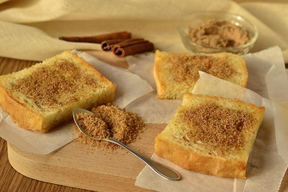 Does Cinnamon Toast Make You Happy? Try This Healthier Version!