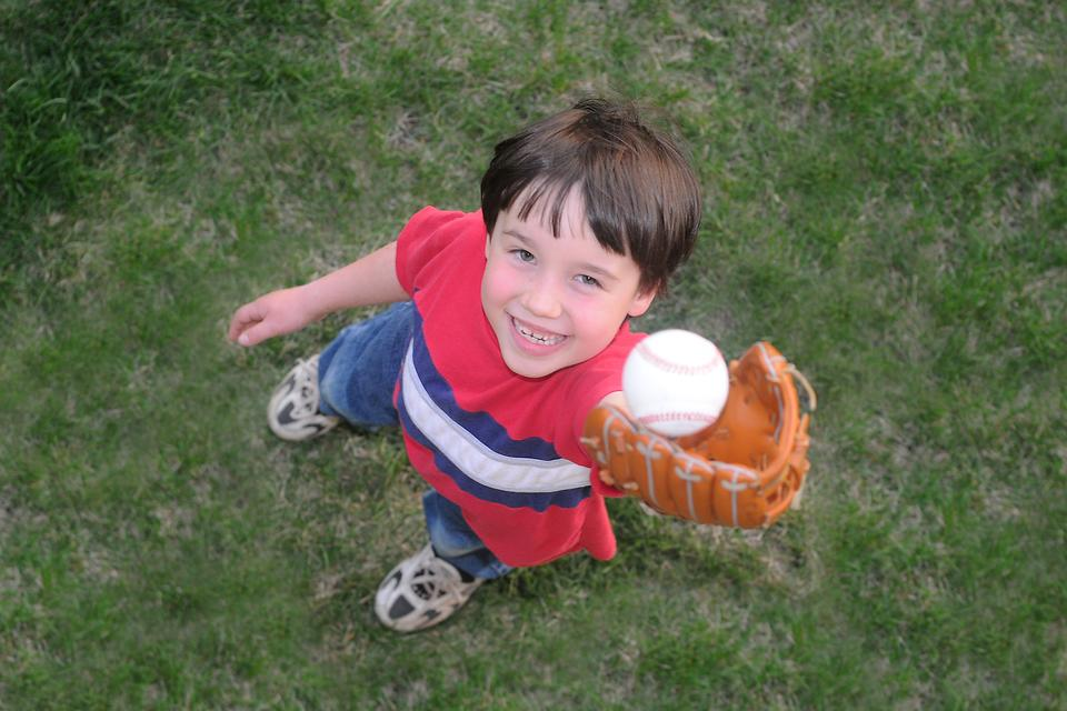 Does Your Child Want to Play Baseball? Here's the Perfect Age to Start & What to Try First for Safety!