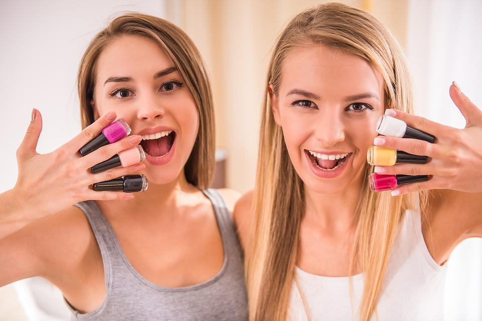 "Chipped Nail Polish, Again? Find Out Which Nail Polish Says ""I Just Had a Mani!"""