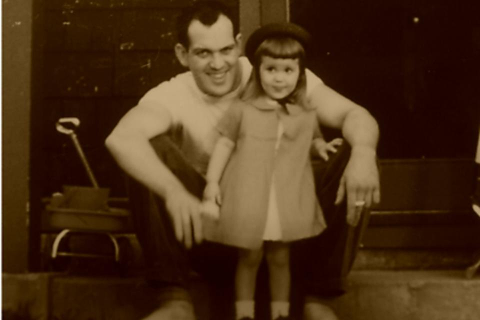 Don't Quit: A Treasured Lesson From My Dad (Pssst! Pass It On!)