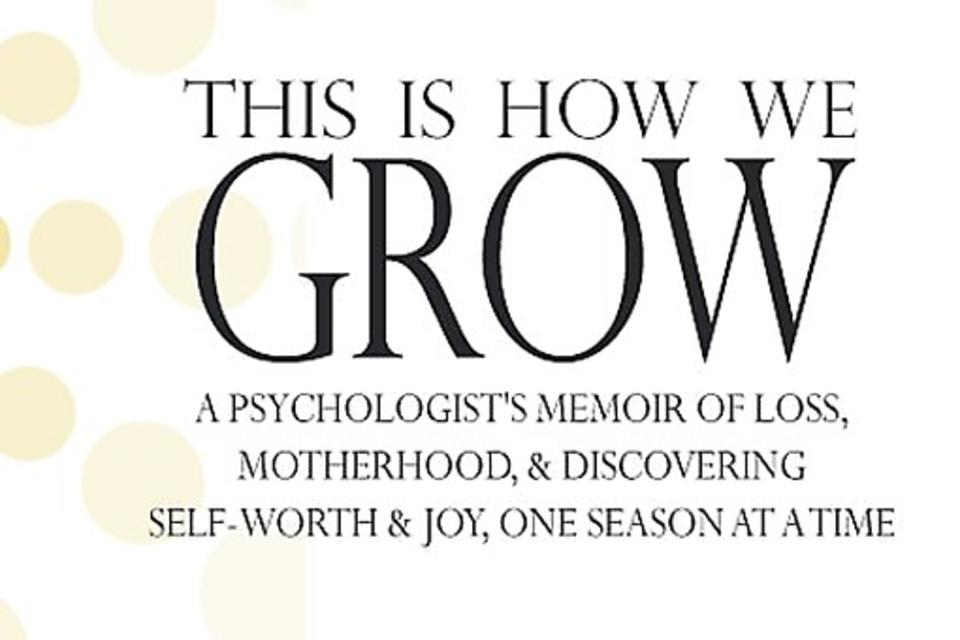 "Dr. Christina Hibbert Shares Her New Memoir, ""This Is How We Grow!"""