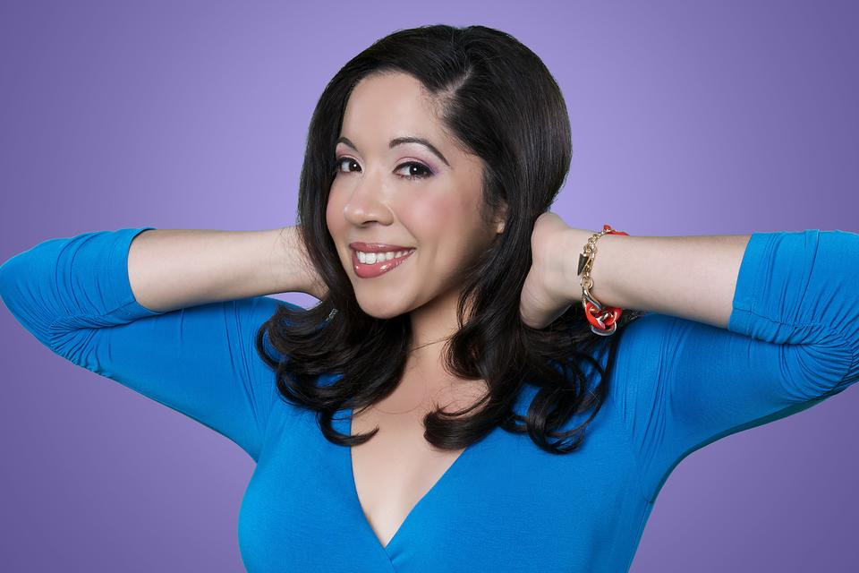 Gina Brillon: The Comedienne Shares 5 Benefits of Laughing More!