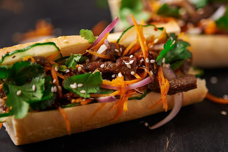 Easy Bánh Mì Sandwich Recipe: Make This Classic Vietnamese Sandwich Recipe at Home