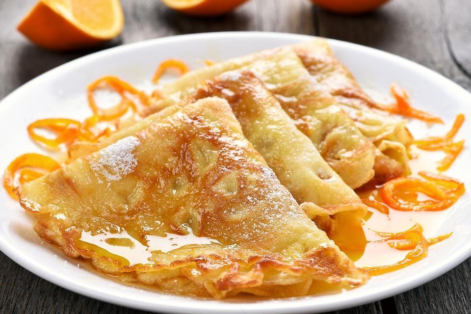 Easy Crepe Suzette Recipe: Make Crepes Suzette for Breakfast,  Brunch or Dessert