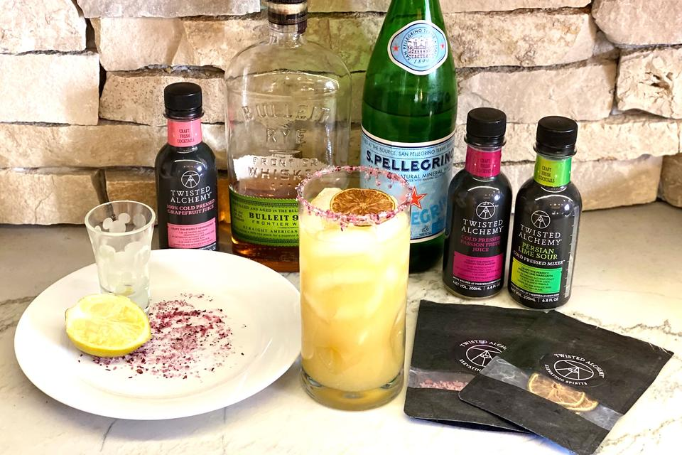 "Easy ""Empowered Paloma"" Cocktail Recipe: How to Make a Refreshing Variation on the Paloma Cocktail"