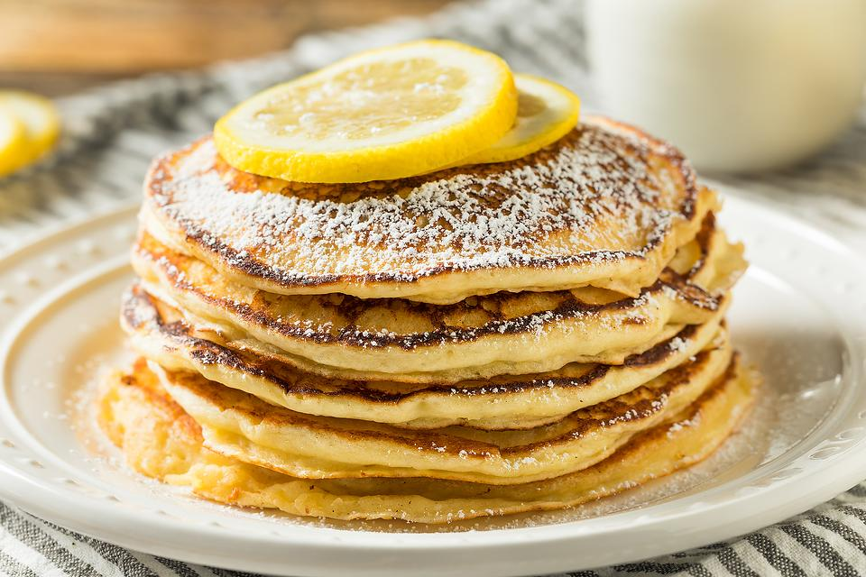 Easy Lemon Ricotta Pancakes Recipe: Why Go Out for Fluffy Lemon Ricotta Pancakes When You Can Make Them at Home?