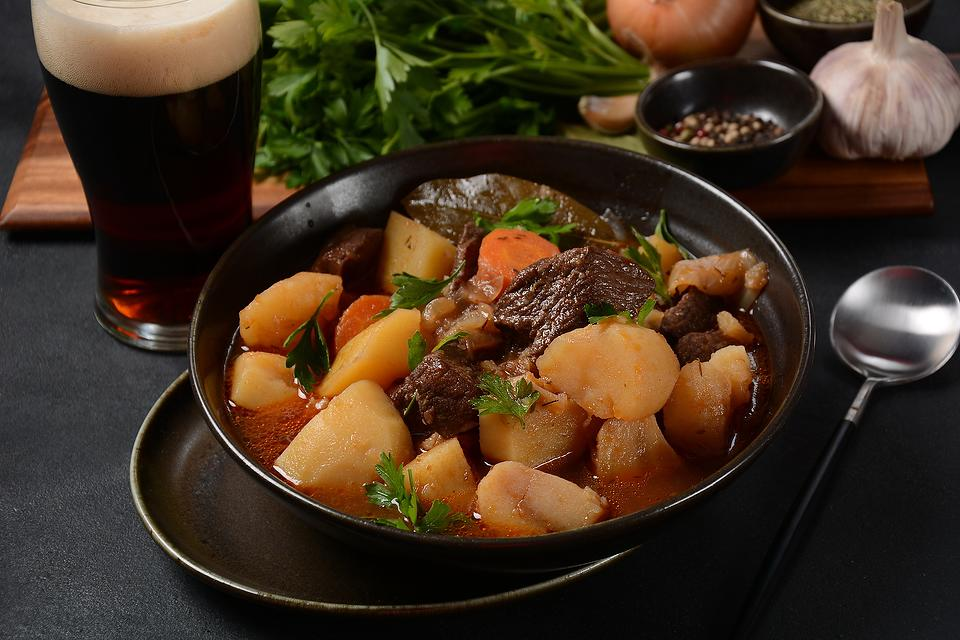 Easy Paprika Beef Stew Recipe With Beer Is Just What You Need Right Now