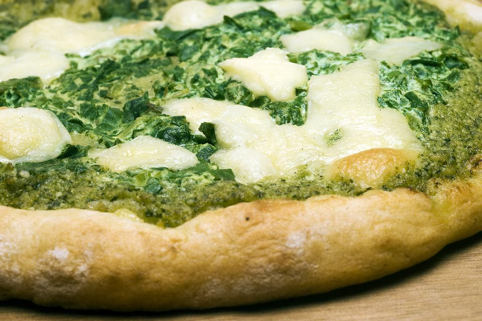 How to Make Easy Pesto Pizza (Fast & Only 3 Ingredients)!