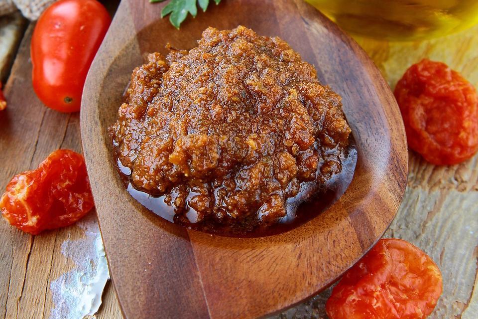 Easy Sun-dried Tomato Pesto Recipe: The Best Pesto Rosso Recipe With Rosemary