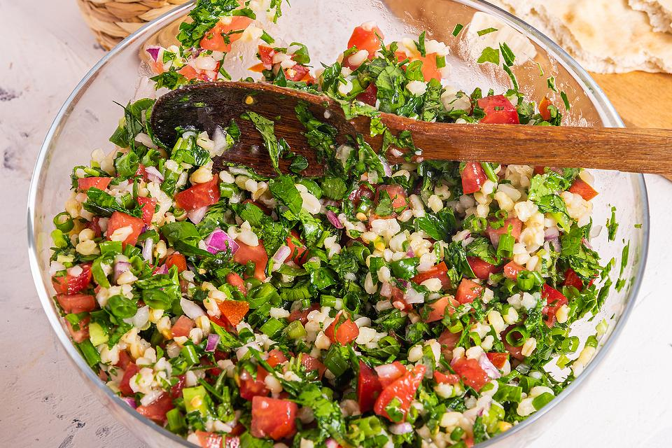 Easy Tabbouleh Salad Recipe: Fresh, Fabulous & Healthy Tabbouleh Salad Recipe for the Win