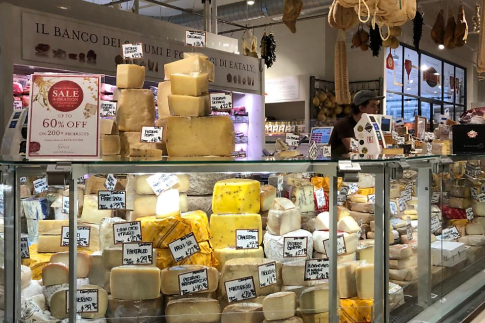 Eataly Chicago Is an Italian Food Paradise for the Entire Family