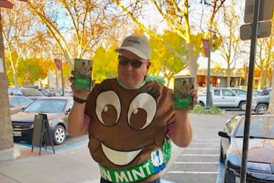 Embrace Your Inner Thin Mint While Being a Dad in the Girl Scout Cookie Mix!