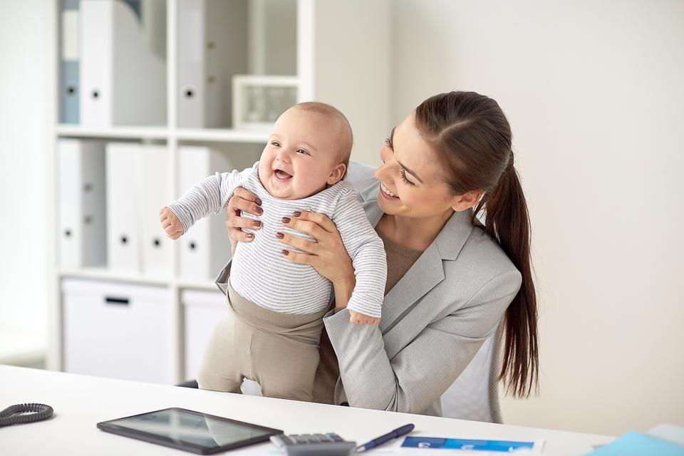 Entrepreneur Moms: You Can Raise Babies & Businesses!