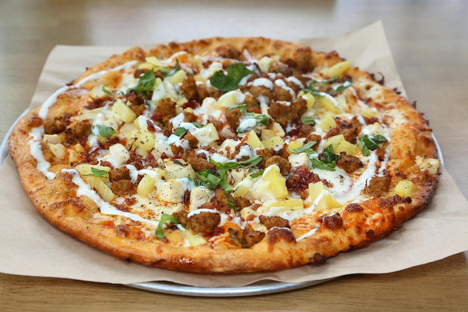 Italian Sausage & Pineapple Pizza: You'll Be All for Pineapple on Pizza After You Try This Recipe!