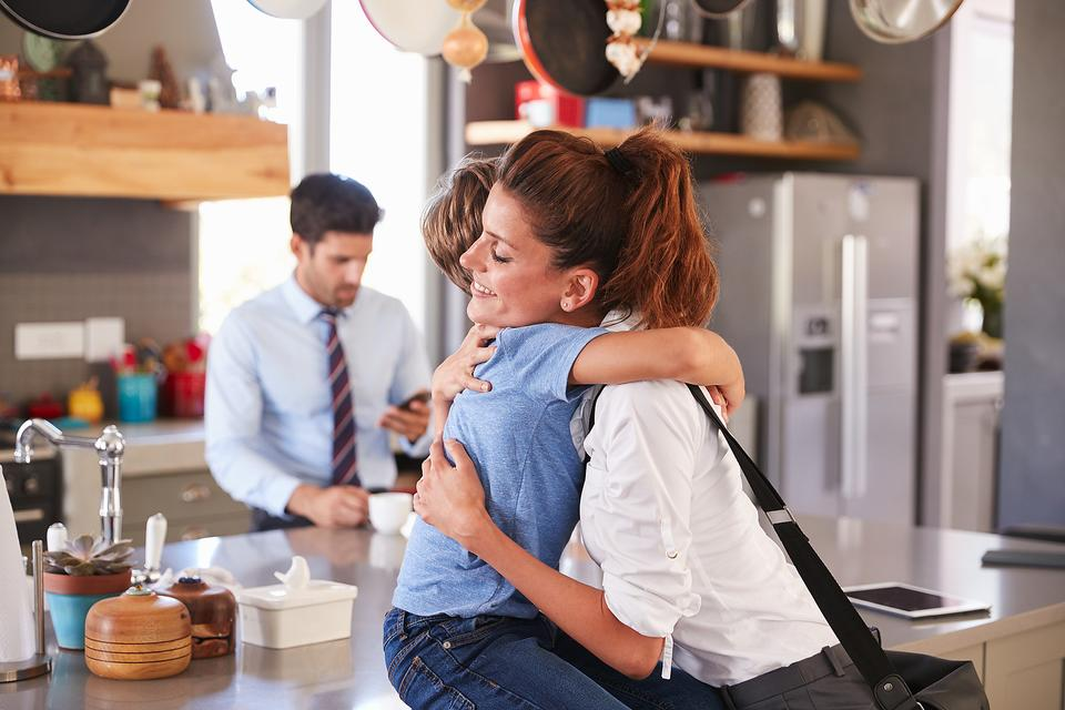 Family Transitions: How Life Changes When Mom Goes Back to Work