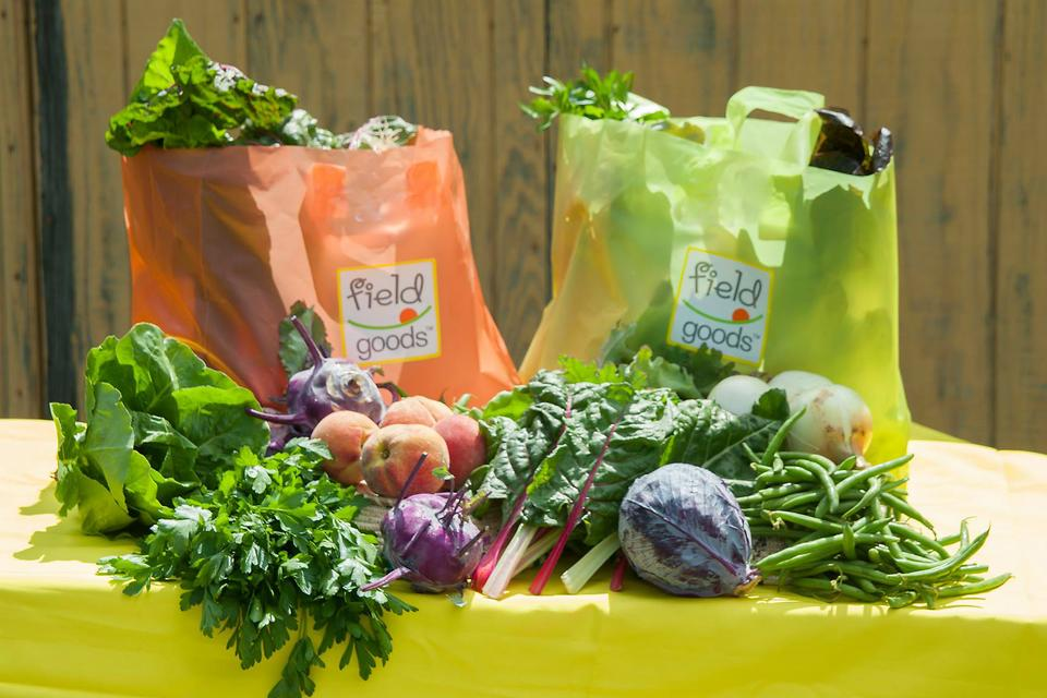 Feel Good About Field Goods: Quality Farm Products Delivered to Your Door!