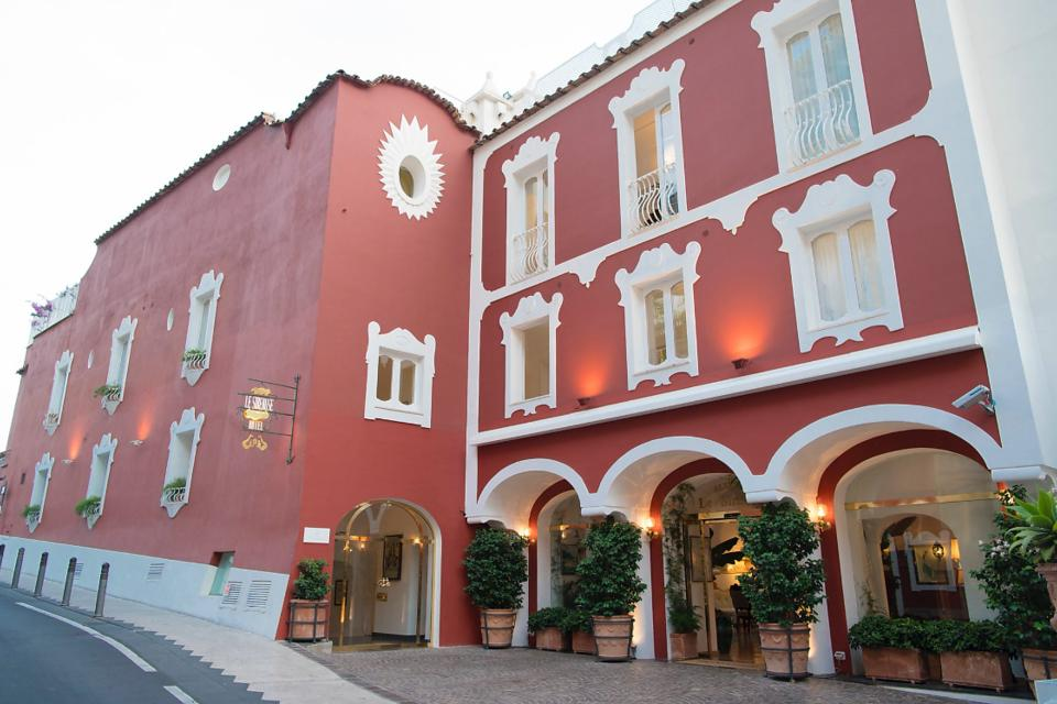 Finding the Italian Dream at the La Sirenuse Hotel on the Amalfi Coast
