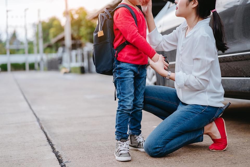 First-Day Jitters: How to Help Your Child Cope With Back-to-School Anxiety
