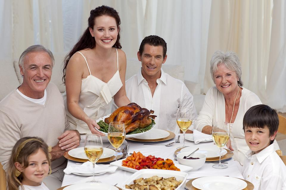 Food Safety: 10 Tips for a Safe Thanksgiving Dinner From Poison Control!