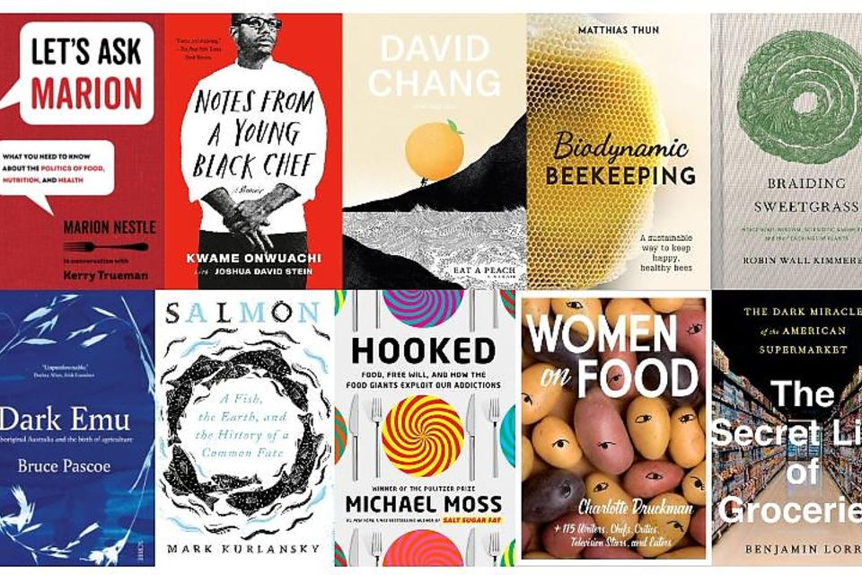 Food Tank's Fall Reading List: 22 Inspiring Books to Help Us Better Understand the Food System & Imagine a Just Future