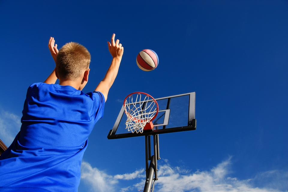 For the Love of the Game: My Husband's Advice to Our Sons About Sports