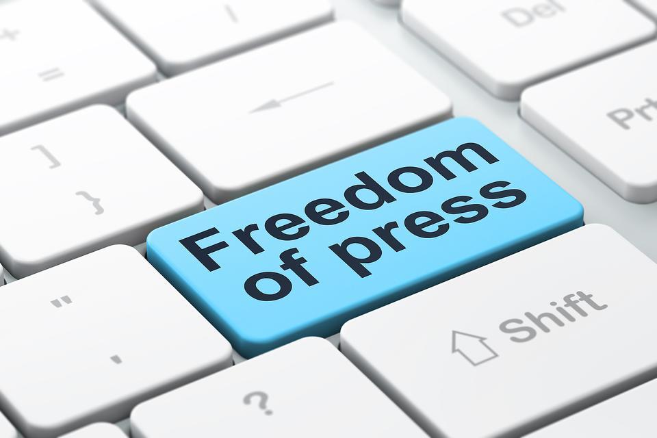 Freedom of the Press: Northwestern University Medill School Interim Dean Charles Whitaker Speaks Out