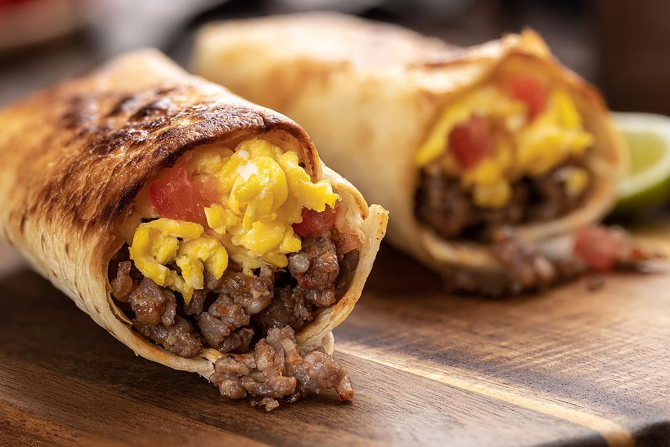 Freezer Breakfast Burrito Recipe: Make-Ahead Sausage, Egg & Cheese Burritos for Busy Mornings