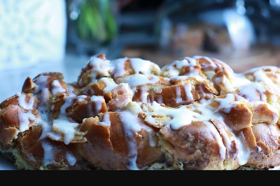 French Toast Pull-Apart Bread Recipe: An Easy Sweet Bread Recipe for Breakfast or Brunch