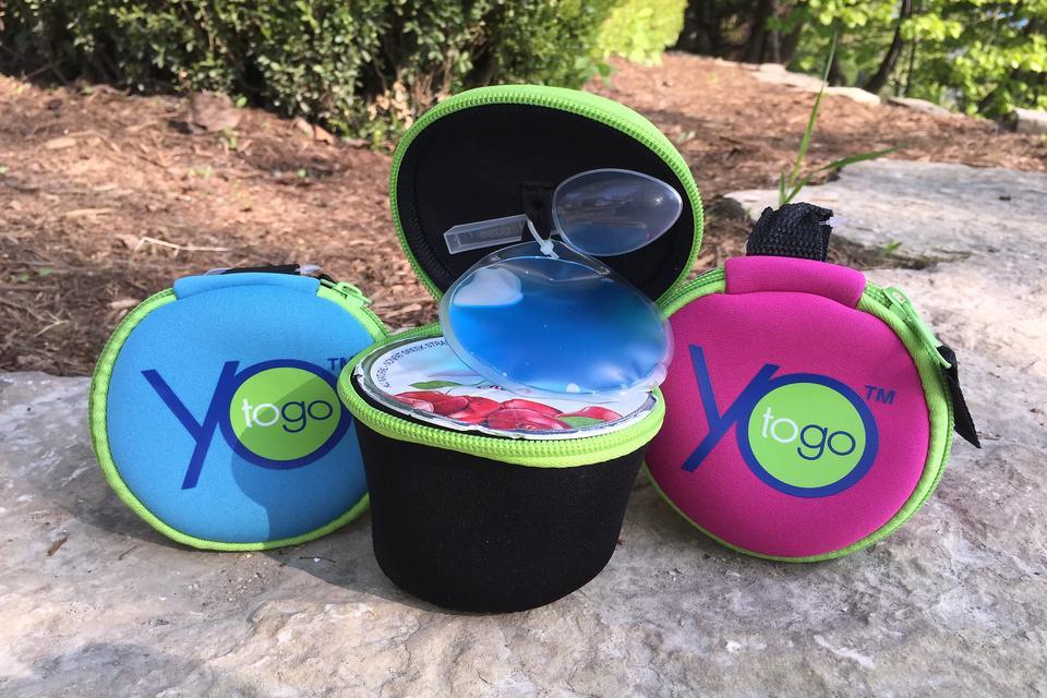 Fresh Food Snack Hack: YoToGo Keeps Yogurt a Tasty Treat That Beats the Heat!